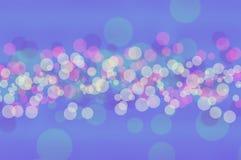 Papiers peints et milieux de texture de bokeh de Blure Images libres de droits