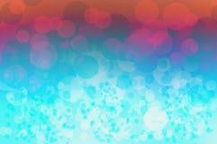Papiers peints et milieux de texture de bokeh de tache floue Photos libres de droits