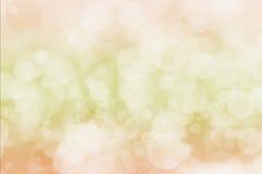 Papiers peints et milieux de texture de bokeh de tache floue d'été Photographie stock