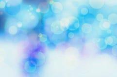 Papiers peints et milieux de texture de bokeh de tache floue d'arc-en-ciel Photographie stock