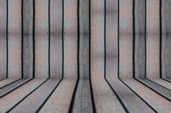 Papiers peints et milieux en bois de texture de pièce Photos stock