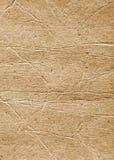 Papiers rugueux de texture Images libres de droits