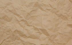 Papiertütehintergrund Stockbild