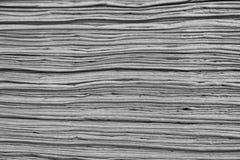 Papierwiedergewinnungbeschaffenheit Stockfoto