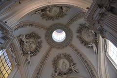 Papieski Archbasilica St John w Lateran Zdjęcia Stock