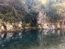 Papiko Grekland flodboidomatis Fotografering för Bildbyråer