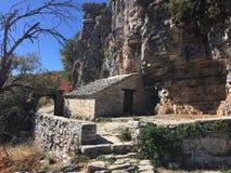 Papiko Grekland vikos Royaltyfria Foton