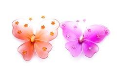 Papillon différent pour la décoration Photographie stock libre de droits