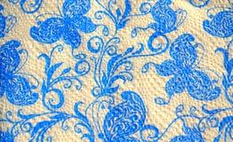 Papillons de serviette de papier images stock