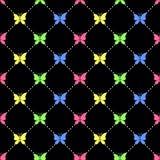 Papillons de sucrerie Photographie stock