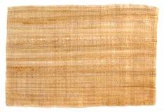 Papiro imágenes de archivo libres de regalías