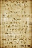 Papiro ilustración del vector