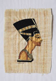 Papiro imagenes de archivo