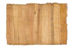 Papiro antigo Foto de Stock