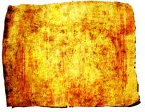 Papiro de Grunge Ilustração Stock
