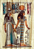 papirus Fotografia Royalty Free