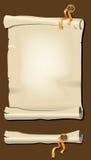 papirus Zdjęcia Stock
