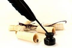 papirusowa ślimacznica Zdjęcie Stock