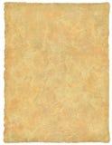 papirusowy pergaminowy vellum Obrazy Royalty Free