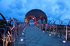 Paposogan Seashore Park,Taidung,Taiwan. Royalty Free Stock Photography