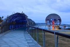 Paposogan Seashore Park,Taidung,Taiwan. Stock Photography