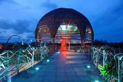 Paposogan Seashore Park,Taidung,Taiwan. Royalty Free Stock Image
