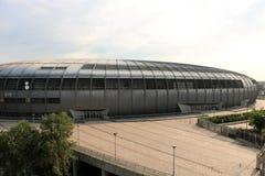 Laszlo Papp Budapest Sports Arena Stock Photography