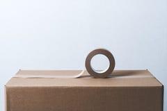 papp- och gummiband Fotografering för Bildbyråer