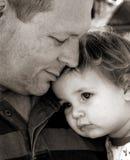 pappa Fotografering för Bildbyråer