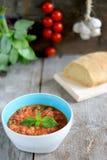 Tomato soup  Royalty Free Stock Image
