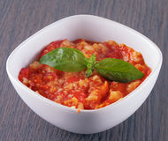 Pappa al pomodoro Royalty Free Stock Photography