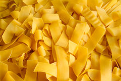Pappardelle background Stock Photos