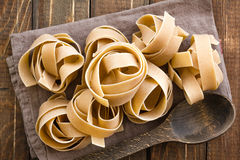 Pappardelle Stock Photos