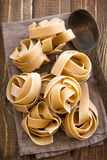 Pappardelle Royalty Free Stock Photo