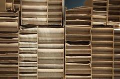 Pappbeschaffenheit nützlich als Hintergrund Stockbilder