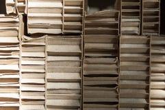 Pappbeschaffenheit nützlich als Hintergrund Lizenzfreies Stockfoto