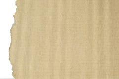 Pappblatt papier Stockfotos