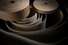 Pappe und Rollen Stockbilder