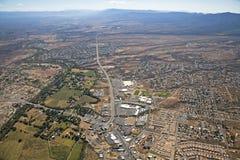 Pappel, Arizona lizenzfreie stockfotografie