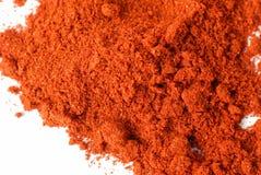 Papper à terra vermelho Fotos de Stock Royalty Free
