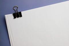 Papper Arkivbild