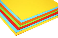 Papper coloured Royalty Free Stock Photo