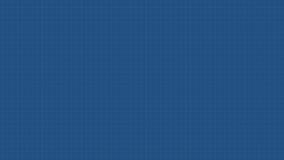 Papper för blått tryck vektor illustrationer