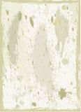 papper för grunge för 4 bakgrunder gammalt Royaltyfri Fotografi