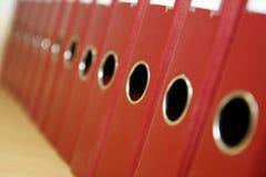 papper för tillbehörmappkontor under Fotografering för Bildbyråer