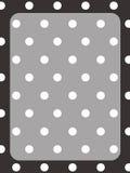 Papper för urklippsbok Arkivfoto