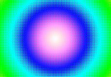 Papper mínimo decorativo geométrico do fundo de intervalo mínimo pontilhado Fotos de Stock Royalty Free