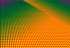 Papper mínimo decorativo geométrico do fundo de intervalo mínimo pontilhado Imagem de Stock