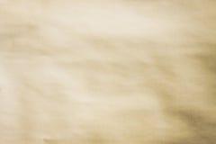Papper med fläck av kaffe Arkivfoto