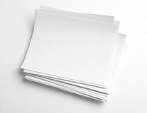 papperen arkivfoto